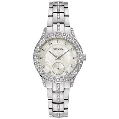 Picture of Bulova Ladies' Crystal Stainless Steel Phantom Watch
