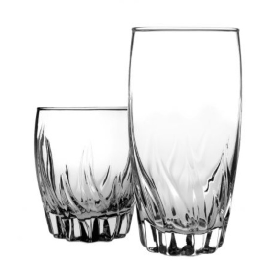 Picture of Anchor Hocking 16-Piece Central Park Drinkware Set