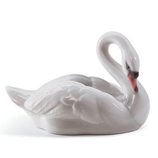 Picture of Lladro® Elegant Swan Figurine