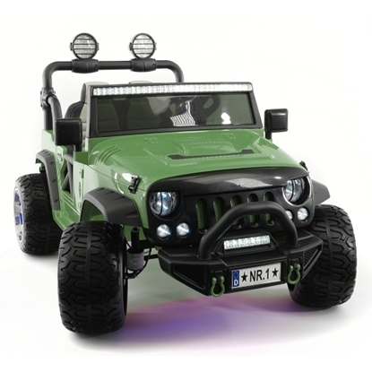 Picture of Moderno Kids Explorer 12V Ride-On Truck with Remote