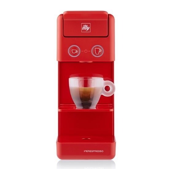 Picture of illy Y3.3 Espresso & Coffee Machine