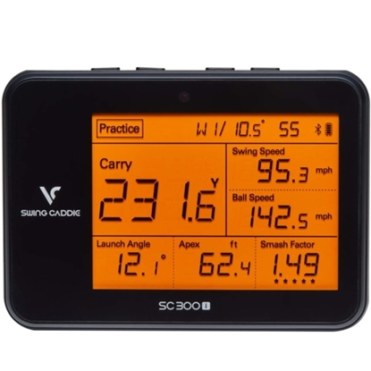 Picture of Voice Caddie Swing Caddie SC300i Portable Launch Monitor
