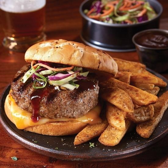 Picture of Kansas City Steaks 6oz. Brisket/Chuck Steakburgers - Set of 12