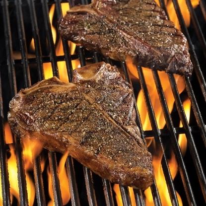 Picture of Kansas City Steaks 16oz. T-Bone Steaks - Set of 4