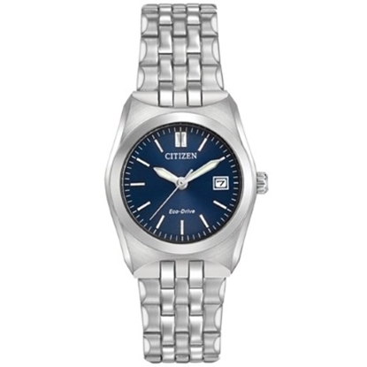 Picture of Citizen Eco-Drive Men's Corso Watch with Blue Dial