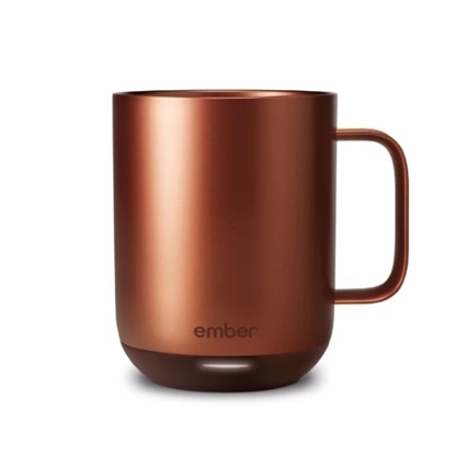 Picture of Ember Gen2 10oz. Temperature Control Ceramic Mug -Copper