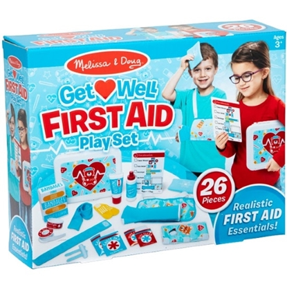 Picture of Melissa & Doug® First Aid Kit Play Set