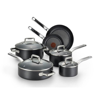 Picture of T-fal® ProGrade 10-Piece Cookware Set