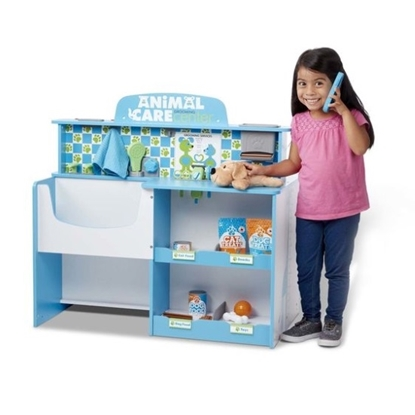 Picture of Melissa & Doug® Animal Care Activity Center
