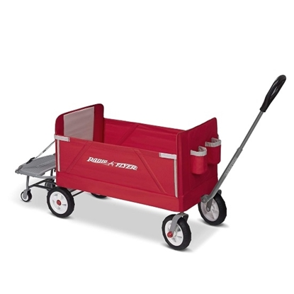 Picture of Radio Flyer® 3-in-1 Tailgater Wagon