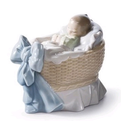Picture of Lladro® A New Treasure - Boy