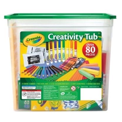 Picture of Crayola® Creativity Tub
