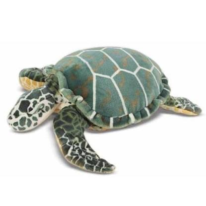 Picture of Melissa & Doug® Plush Sea Turtle
