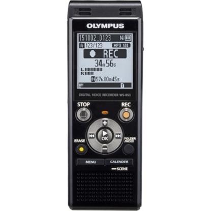 Picture of Olympus 8GB Digtial Voice Recorder - Black