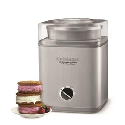 Picture of Cuisinart® 2-Qt. Frozen Yogurt, Sorbet, & Ice Cream Maker