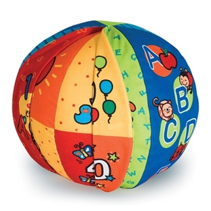 Picture of Melissa & Doug® 2-in-1 Talking Ball