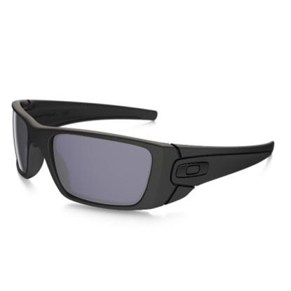 Picture of Oakley Polarized Fuel Cell Sunglasses - Matte Black/Grey