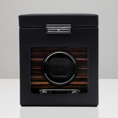 Picture of Wolf Roadster Single Winder with Storage - Black