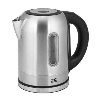 Picture of Kalorik Stainless Steel Color-Changing LED Water Kettle