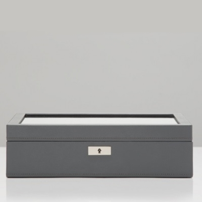 Picture of Wolf Howard Watch Box - Grey