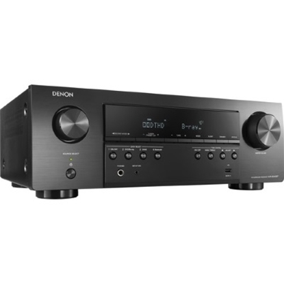 Picture of Denon 5.2-Channel 4K Ultra HD AV Receiver - Black