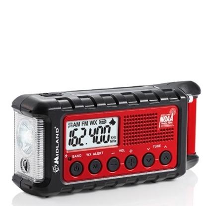 Picture of Midland® E+Ready® Emergency Crank Weather Radio