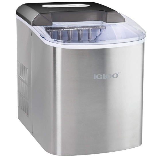 Picture of Igloo 26lb. Ice Cube Maker - Stainless Steel