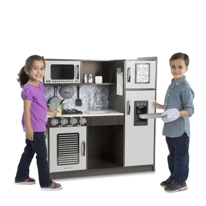 Picture of Melissa & Doug® Chef's Kitchen - Charcoal