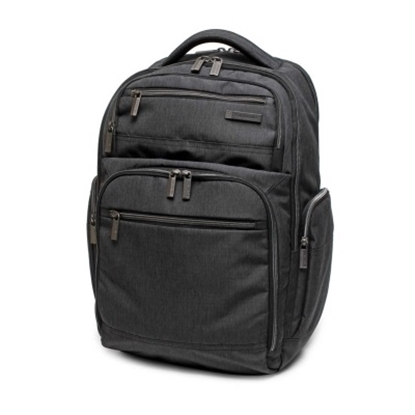 Picture of Samsonite Modern Utility Double Shot Backpack - Charcoal/Hthr
