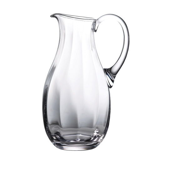Picture of Waterford Optic Pitcher with Handle