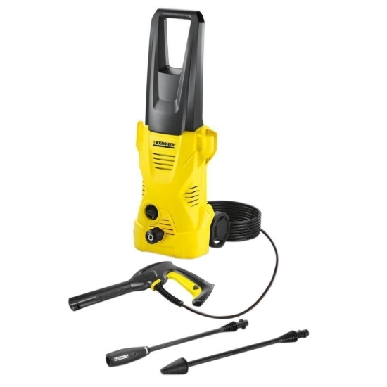 Picture of Karcher K2 Plus 1600 PSI Pressure Washer w/ Full-Size Handle