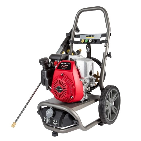 Picture of Karcher G3100 XH 3100PSI Gas Pressure Washer w/ Honda Engine