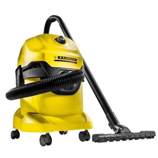 Picture of Karcher WD4 Wet Dry Vacuum with 5.3-Gallon Tank