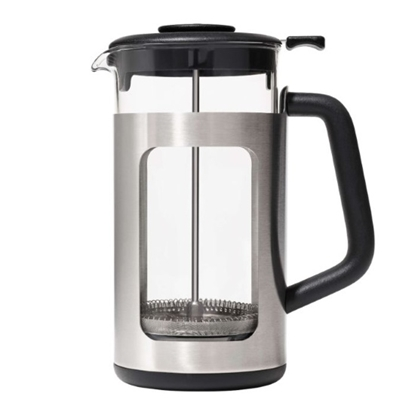 Picture of OXO Brew 8-Cup French Press with Grounds Lifter