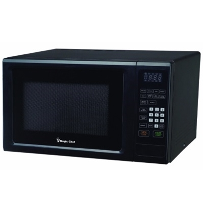 Picture of Magic Chef 1.1 Cu. Ft. Countertop Microwave - Black