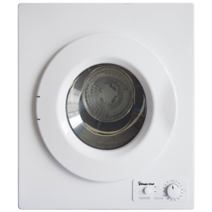 Picture of Magic Chef 2.6 Cu. Ft. Compact Dryer - White