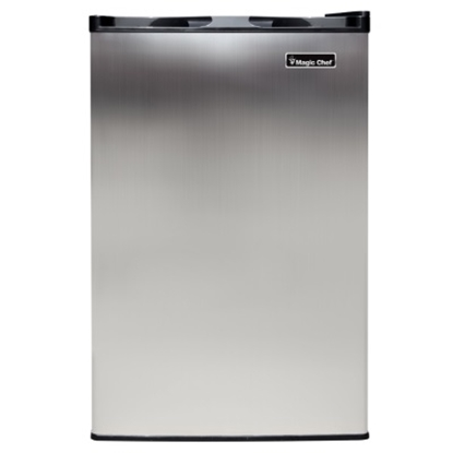 Picture of Magic Chef 3.0 Cu. Ft. Upright Freezer - Stainless Steel