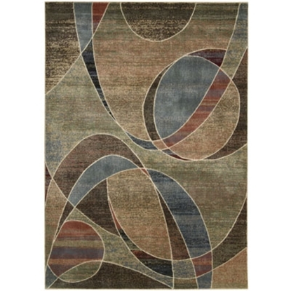 """Picture of Nourison Expressions Multicolor Rug -7'9""""x10'10"""