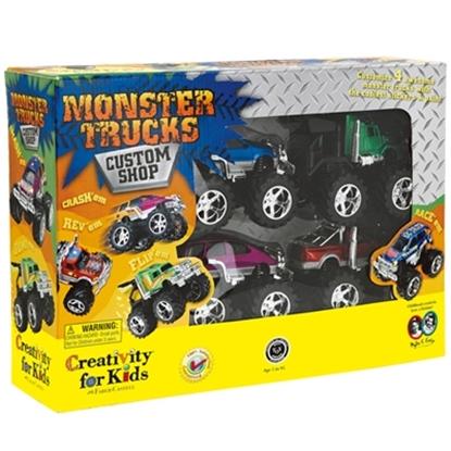 Picture of Creativity for Kids Monster Trucks Custom Shop