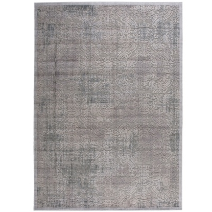 """Picture of Nourison Graphic Illusions 7'9"""" x 10'10"""" Rug - Grey"""