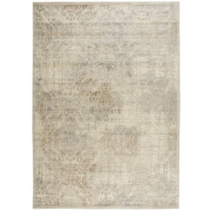 """Picture of Nourison Graphic Illusions 7'9"""" x 10'10"""" Rug - Ivory"""