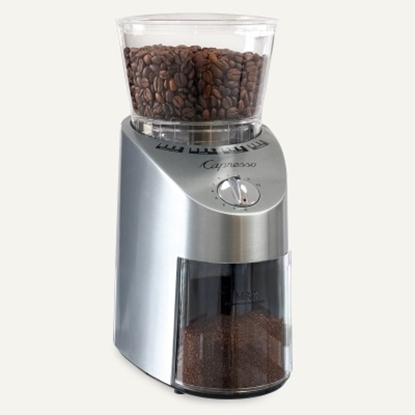Picture of Capresso Infinity Conical Burr Grinder - Stainless Steel
