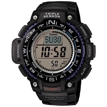 Picture of Casio Triple Sensor Black Digital Sport Watch