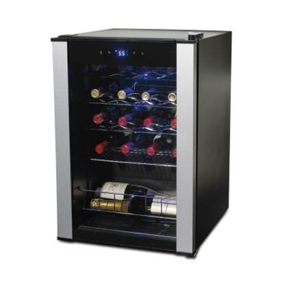 Picture of Wine Enthusiast 20-Bottle Evolution Series Wine Refrigerator
