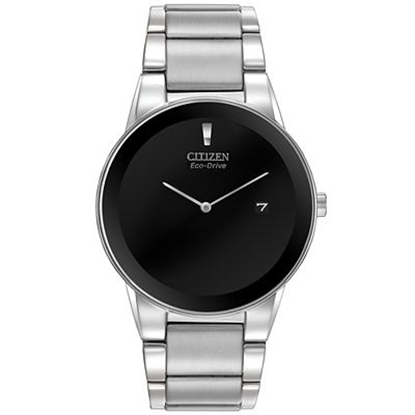 Picture of Citizen Axiom Stainless Steel Watch with White Dial