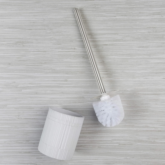 Picture of Excell Charlton Diatomite Bowl Brush - Grey