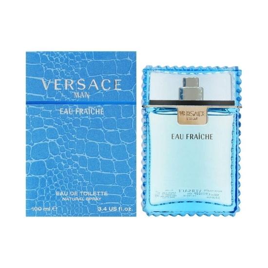 Picture of Versace Man Eau Fraiche Men's EDT - 3.4oz.