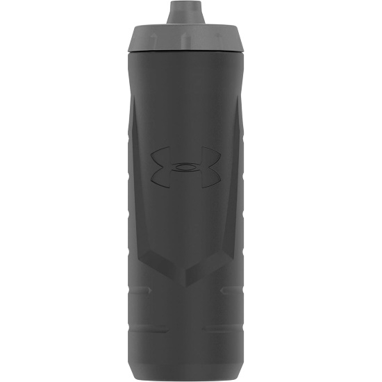 Picture of Under Armour 32oz. Squeezable Bottle - Black
