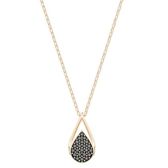 Picture of Swarovski Ginger Necklace - Small
