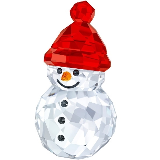 Picture of Swarovski Rocking Snowman